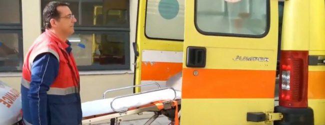 Τρίκαλα: Νεκρή 69χρονη που έπεσε από το μπαλκόνι