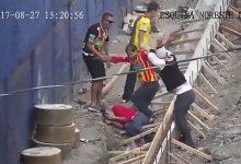 Βίντεο σοκ: Οπαδός συνθλίβει το κεφάλι αντιπάλου με μία μεγάλη πέτρα