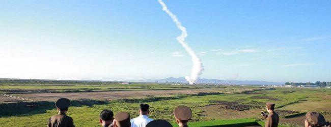 Συναγερμός: Η Βόρεια Κορέα εκτόξευσε νέο πύραυλο πάνω από την Ιαπωνία