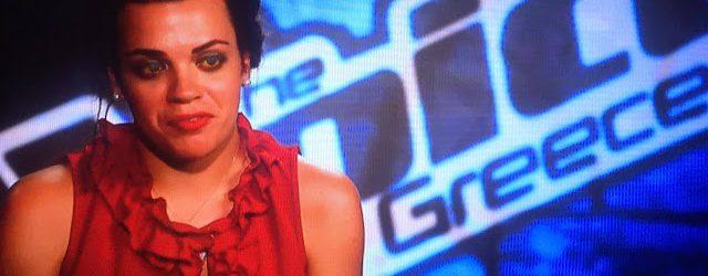 Η Βολιώτισσα που μάγεψε τους κριτές του The Voice