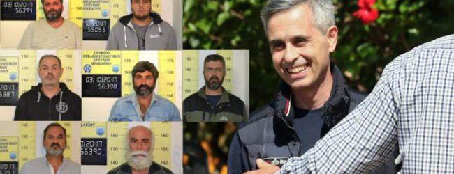 Υπόθεση Λεμπιδάκη: Αυτοί είναι οι επτά απαγωγείς