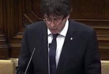 Ο ηγέτης Καταλονίας «πάγωσε» την ανεξαρτητοποίηση -Ζητά διάλογο με τη Μαδρίτη