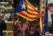 Η απάντηση Ραχόι -Διέλυσε τη βουλή της Καταλονίας και προκήρυξε εκλογές