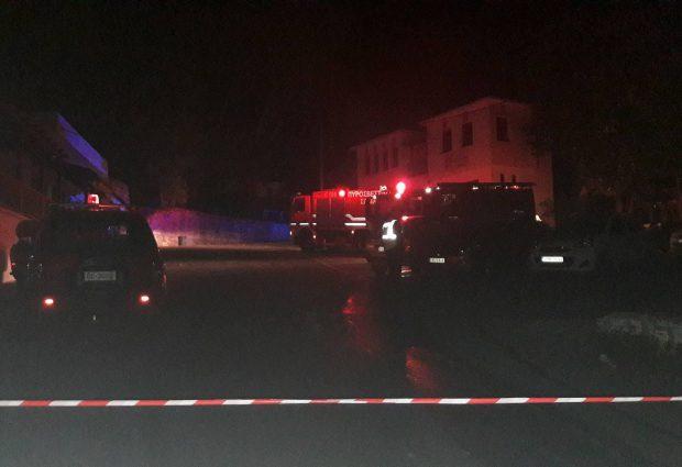 Πορταριά: Έπεσε πλάτανος, που «χτυπήθηκε» από τη έκρηξη και τραυμάτισε γυναίκα – Διακοπή κυκλοφορίας