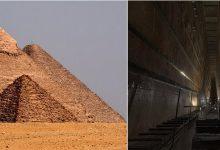Τι μπορεί να είναι η παράξενη «τρύπα» 30 μέτρων στην Πυραμίδα του Χέοπα;