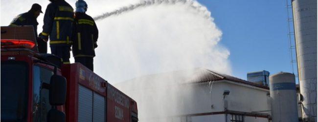 Με επιτυχία άσκηση της Πυροσβεστικής στην ΕΨΑ [photos]