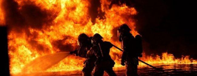 Πυρπόλησαν τζιπάκι επιχειρηματία τα ξημερώματα στα Τρίκαλα