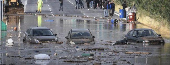 Τραγωδία στη Μάνδρα – Και πέμπτος νεκρός από την κακοκαιρία