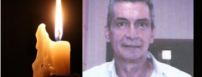 «Εφυγε» 59χρονος Βολιώτη, χτυπημένος από την επάρατο