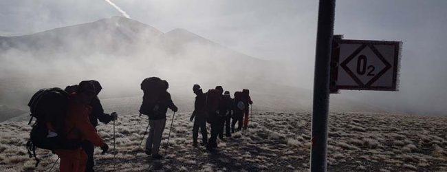 Εικόνες που κόβουν την ανάσα: Η ορεινή εκπαίδευση των ανδρών της 8ης ΕΜΑΚ σε Όλυμπο και Κίσσαβο