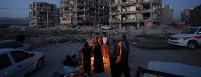 Ρίχτερ θανάτου σε Ιράν και Ιράκ – Πάνω από 200 οι νεκροί, 1.600 οι τραυματίες
