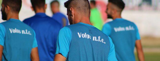 Τρία στα τρία ο Volos NFC τον Ολυμπιακό Βόλου