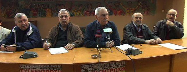 Στην Αθήνα θα μεταβούν οι συνταξιουχικές οργανώσεις της Μαγνησίας
