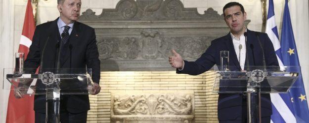 Τσίπρας – Erdogan συμφώνησαν ότι… διαφωνούν σχεδόν σε όλα