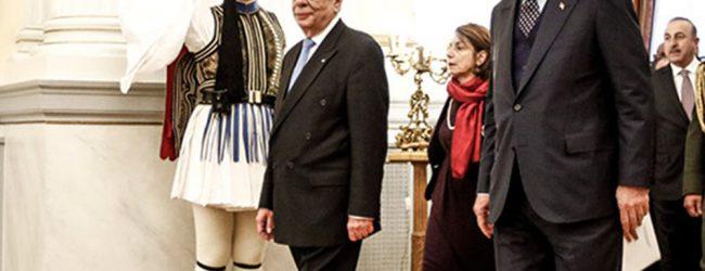 Προκλητικός ο Ερντογάν, έθεσε θέμα Θράκης και Αιγαίου μέσα στο Προεδρικό Μέγαρο