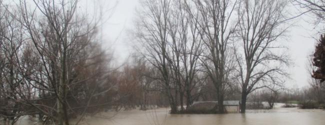 Εκκενώθηκε οικισμός λόγω του κινδύνου πλημμύρας στην Καρδίτσα