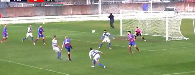 Συνεχίζει την κούρσα για άνοδο ο ΝΠΣ Βόλος, 2-0 τον Ρήγα Φεραίο