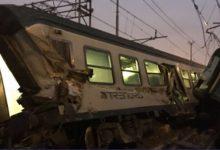 Νεκροί και δεκάδες τραυματίες από εκτροχιασμό τρένου κοντά στο Μιλάνο