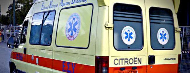 Θανάσιμη πτώση από σκάλα για 57χρονη από την Καρδίτσα