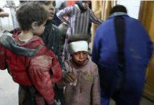 Σκληρές εικόνες: Συνεχίζεται το μακελειό στη Συρία παρά το ψήφισμα για εκεχειρία