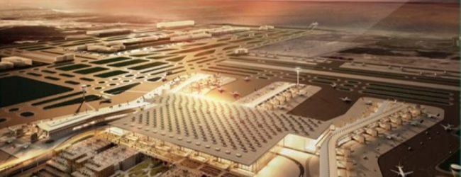 Σχεδόν έτοιμο το «αυτοκρατορικό» αεροδρόμιο του Ερντογάν
