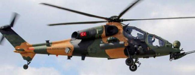 Καταρρίφθηκε τουρκικό ελικόπτερο στη Συρία, 2 νεκροί -Απειλές Ερντογάν