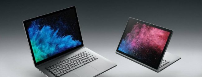 Η Microsoft ανακοίνωσε πιο φθηνά Surface laptops