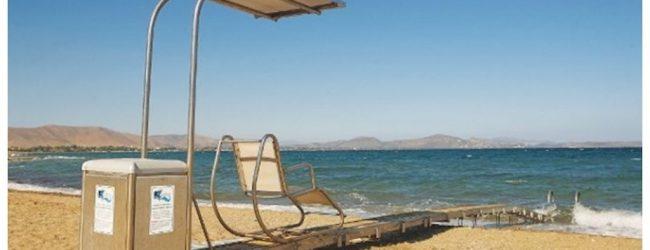 Βόλος: Προσβάσιμες σε ΑμεΑ θα γίνουν τέσσερις παραλίες του Δήμου