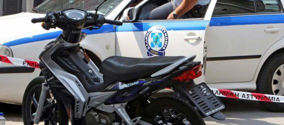 Συλλήψεις επτά δικυκλιστών για οδήγηση χωρίς δίπλωμα