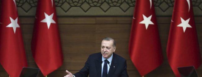 Στο «κόκκινο» τα ελληνοτουρκικά μετά τις νέες προκλήσεις Ερντογάν
