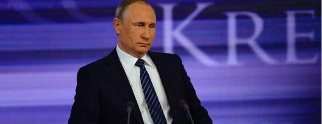 Ο Πούτιν ανακοίνωσε αντίποινα στη Βρετανία: Διώχνει 23 διπλωμάτες από τη Ρωσία