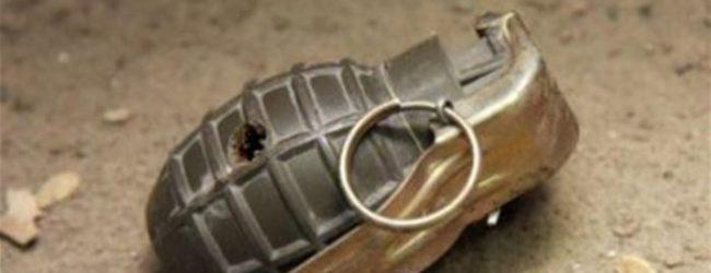 Χειροβομβίδα βρέθηκε σε εργοστάσιο στον Αλμυρό