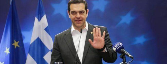 Τσίπρας: Αν η Τουρκία κάνει θερμό επεισόδιο, θα πυροβολήσει τα πόδια της