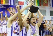 Στο Βόλο το Eurobasket U-18 του 2019