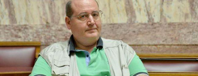 Φίλης: Δεν είναι το μείζον σήμερα η υπόθεση των δύο Ελλήνων στρατιωτικών