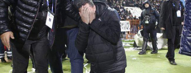 Βγήκε η τελική απόφαση για το ΠΑΟΚ-Ολυμπιακός: Χάνει οριστικά το παιχνίδι ο ΠΑΟΚ
