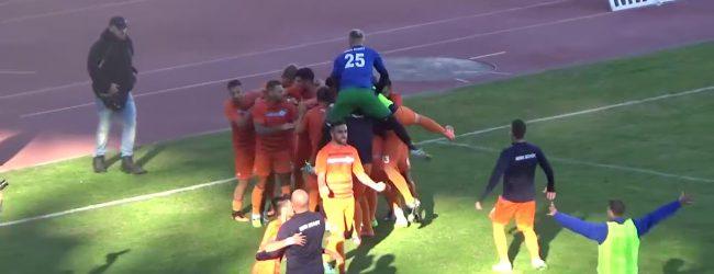 Κυπελλούχος η Νίκη, 3-2 το Volos NFC