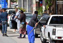 Ναύπλιο: Άγριο ξύλο σε διανομή τροφίμων – Χτυπήματα με καδρόνια και σιδηρολοστούς (vids)