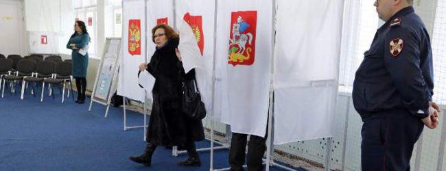 Ρωσία: Εκλογές σε «πολεμικό» κλίμα με τη Δύση -Πάει για θρίαμβο ο Πούτιν