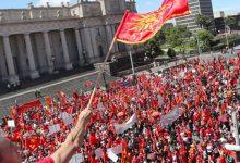 Αυστραλία: Μαζικές διαδηλώσεις Σκοπιανών για το Μακεδονικό – «Δεν πουλάμε το όνομά μας»