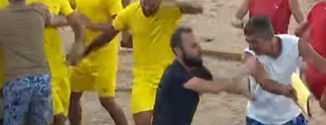 Πιάστηκαν στα χέρια Τούρκοι και Ρουμάνοι στο Survivor- Δείτε το βίντεο του καβγά