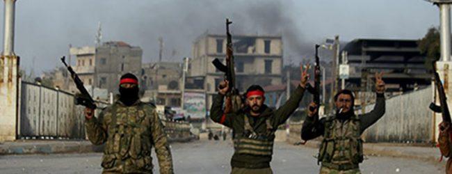 Συρία: Οι τουρκικές δυνάμεις εισέβαλαν στο Αφρίν – Ερντογάν: Είναι όλο υπό τον έλεγχο μας