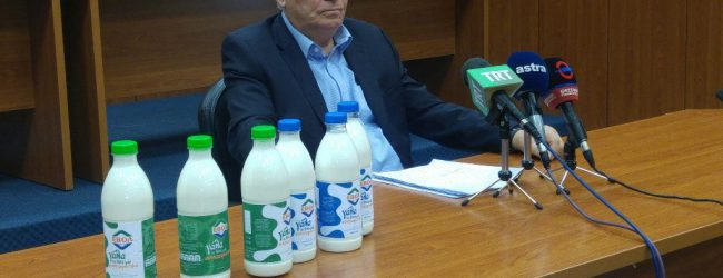 Αρχές Μαΐου γάλα μακράς διαρκείας από την ΕΒΟΛ – Τέλη Ιουνίου παραδίδεται το φωτοβολταϊκό πάρκο