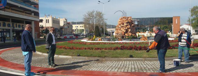 Σε κυκλοφορία από αύριο ο νέος κόμβος στο ΚΤΕΛ και η παραλιακή της Αγριάς