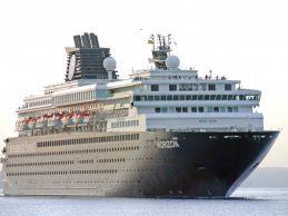 Με το Horizon ξεκινούν αύριο οι αφίξεις κρουαζιερόπλοιων για τη νέα σεζόν – Θα φέρει στον Βόλο 1571 τουρίστες