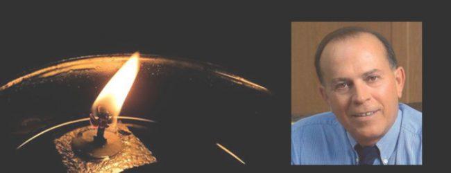 Απεβίωσε ο ιδρυτής της TRT Αγγελος Αντωνίου
