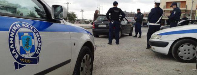 561 συλλήψεις τον Μάρτιο στην Θεσσαλία