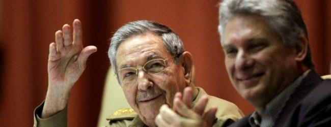 Νέα εποχή για την Κούβα –Κλείνει το κεφάλαιο των Κάστρο, δείτε τον νέο ηγέτη