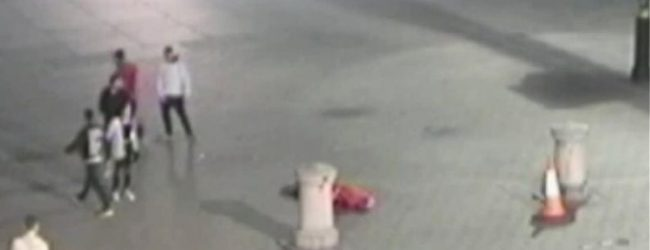 Βίντεο σοκ: Η στιγμή που 51χρονος πέφτει νεκρός με μία γροθιά στην Trafalgar Square