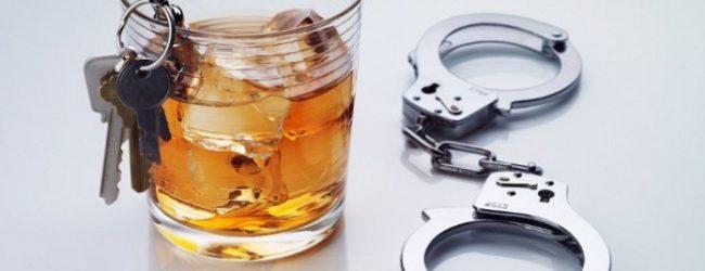 Σύλληψη 60χρονου που οδηγούσε υπό την επήρεια μέθης στον Βόλο